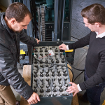 Consejos de mantenimiento de acumuladores energéticos en carretillas paradas