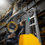 Transporte seguro de mercancías en la intralogística