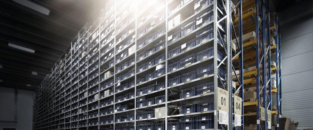 Estanterías industriales, estantería convencional o rack selectivo